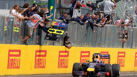 Photos: Formula 1 Hungarian Grand Prix