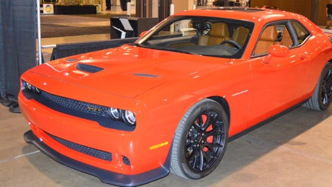 Gallery: 707-horsepower SRT Hellcat