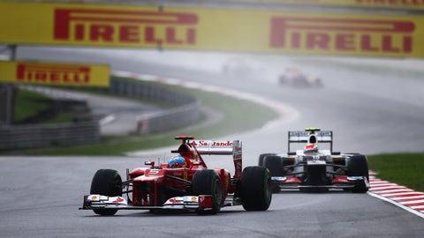 Career highlights - Fernando Alonso