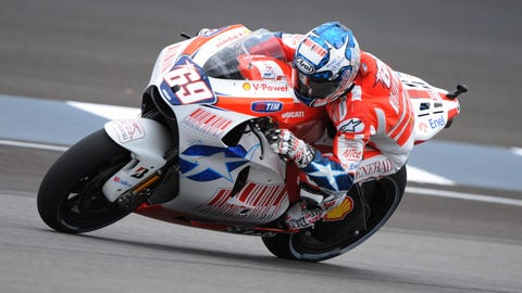 MotoGP: Career highlights - Nicky Hayden