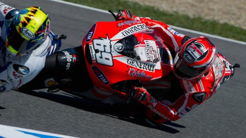 MotoGP: Career highlights - Nicky Hayden