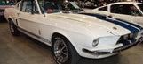 Reno: 50 years of the Mustang celebrated at Barrett-Jackson (Photos)