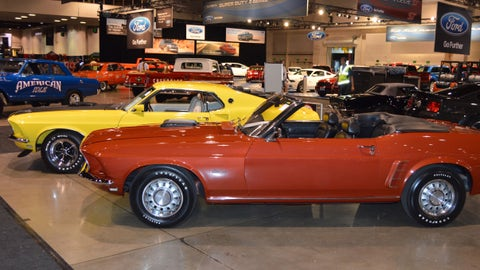 50 years of the Mustang