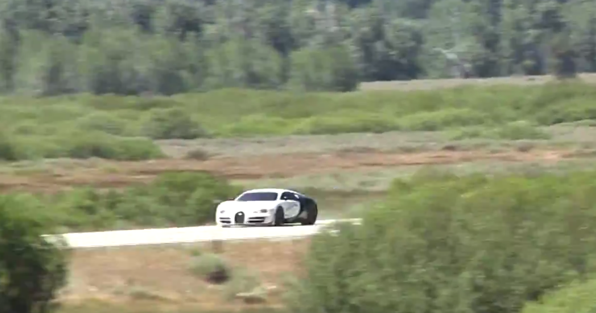 My Pittsburgh Steeler Themed Bugatti Veyron: 1,200-horsepower Bugatti Veyron Hits 246.4 Mph On Public