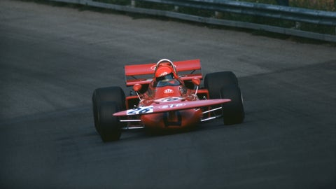 Niki Lauda's Formula One career in photos