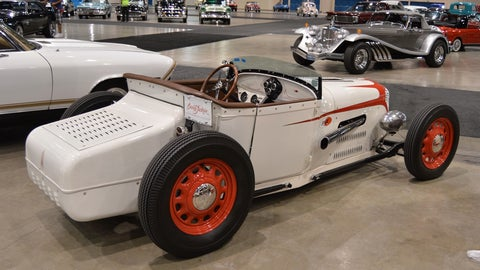 Show stoppers at Barrett-Jackson