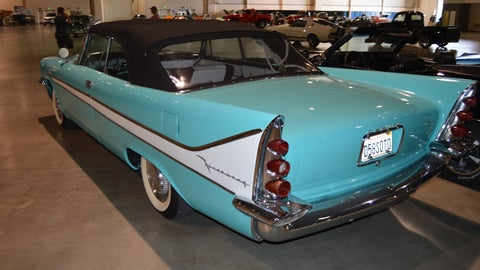 Shop stoppers at Barrett-Jackson