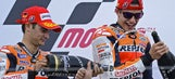 Marquez and Pedrosa both eager to get back to work at Indy
