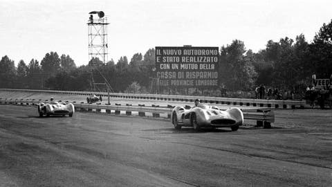 Mercedes GP: History in photos