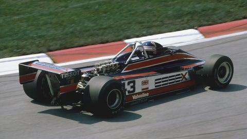 Career in photos: Nigel Mansell