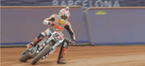 MotoGP: Marc Marquez and Kenny Roberts share flat track roots (VIDEO)