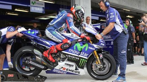 MotoGP paddock pass: Red Bull Indianapolis Grand Prix