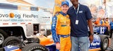 IndyCar's Kimball and NBA Hall of Famer Wilkins team up to fight diabetes