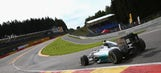 F1: Hamilton, Mercedes quickest during Friday practice in Spa