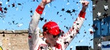 Dixon scores dramatic IndyCar win in Sonoma as title contenders falter