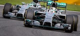F1: 'It was a racing incident,' says Rosberg
