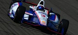 Castroneves takes pole for IndyCar finale; championship leader Power qualifies 21st