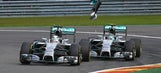 Mercedes disciplines Rosberg over Spa collision; Hamilton insists on rising as a team