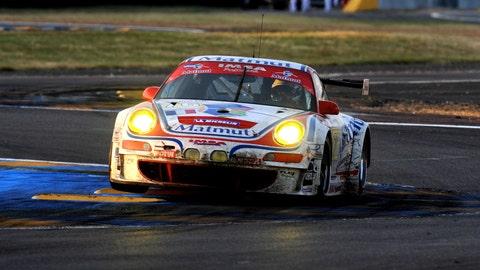 200Evolution of the Porsche 911 at Le Mans9 Le Mans 24 Hours.