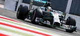 Hamilton capitalizes on Rosberg mistake to win F1 Italian Grand Prix