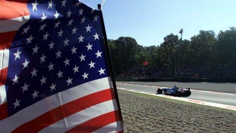 2001 Italian Grand Prix