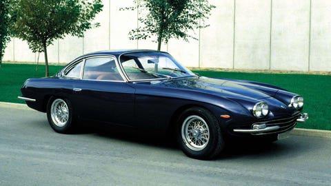 400 GT (1966-1968)