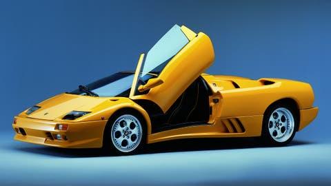Diablo Roadster (1996-2000)
