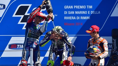 A silly MotoGP recap from Misano