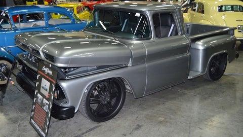 Vintage trucks head to Barrett-Jackson Las Vegas