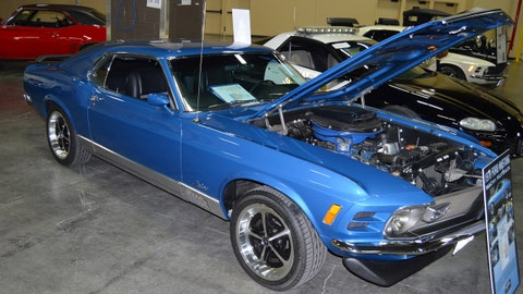 Lot 346 - 1970 Ford Mustang Mach 1 Fastback