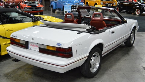Lot 16 - 1984 Ford Mustang GT 350 Convertible