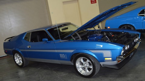 Lot 212 - 1972 Ford Mustang Mach 1 Custom Fastback