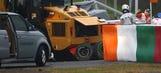 Video surfaces of F1 crash that injured Jules Bianchi