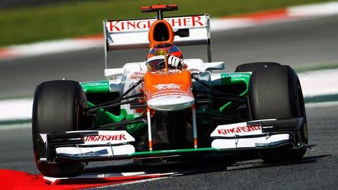 Jules Bianchi's racing career