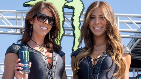 Girls of Monster Energy Cup
