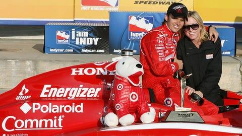 Dan Wheldon's racing career