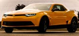 Spy shot: 2016 Chevrolet Camaro caught on camera
