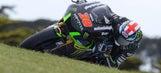 Tech 3 Yamaha's Smith scores first career MotoGP podium