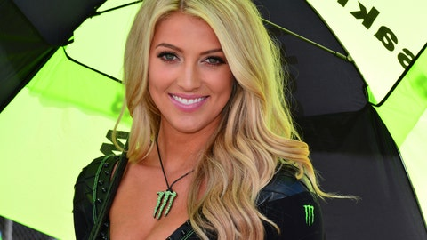 Girls from the 2014 Monster Energy Cup