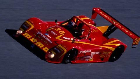 Ferrari racing in North America