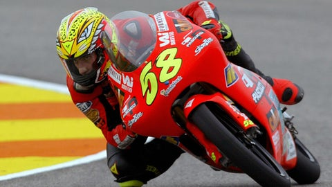 Remembering Marco Simoncelli