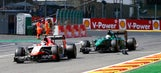 F1 field shrinks to 18 as Marussia, Caterham fail to make USGP trip