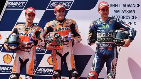 The 2014 MotoGP of Malaysia