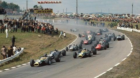 Formula One at Watkins Glen
