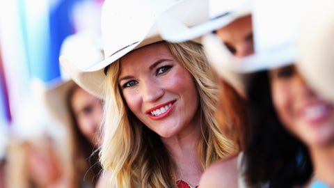 F1: Grid girls of Texas
