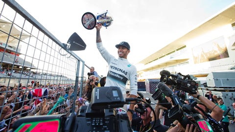 Lewis Hamilton: 32 wins