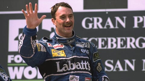 Nigel Mansell: 31 wins