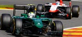 F1: 11 teams on 2015 entry list include Caterham and 'Manor'