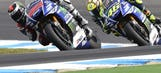 MotoGP: Lorenzo, Rossi ready to duel for runner-up spot at finale