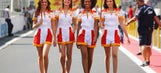 Brazilian babes: Say hello to the grid girls of Interlagos